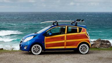 Fotos: Spark Woody: vuelve el espíritu surfista