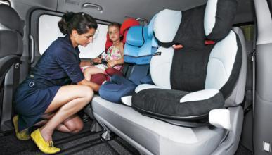 Fotos: El 23% de los fallecidos en accidente no llevaba puesto el cinturón de seguridad