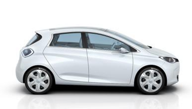 Fotos: Renault presenta en París el Zoe Preview, un coche que reduce el estrés
