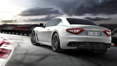 Fotos: El Maserati GranTurismo MC Stradale une lo mejor del circuito y la carretera