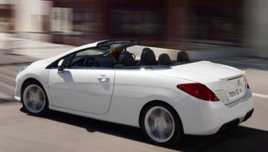 Fotos: El Peugeot 308 CC recibe el motor de 200 CV del RCZ
