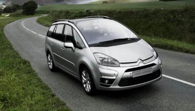 Fotos: Citroën C4 Picasso y Grand C4 Picasso estrenan imagen y tecnología e-HDi