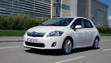 Fotos: El Auris híbrido supera las previsiones de ventas de Toyota