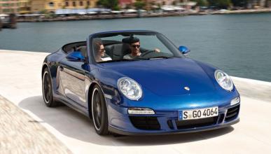 Fotos: El nuevo Porsche 911 Carrera GTS prepara su llegada