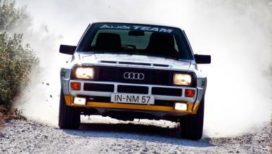 Fotos: El sistema quattro de Audi cumple 30 años de estabilidad y dinamismo