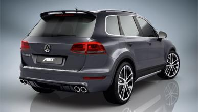 Fotos: El preparador ABT lanza un Volkswagen Touareg más potente y radical