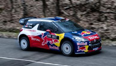 Citroën DS3 WRC lateral