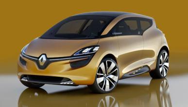 El Renault R-Space se presenta en Ginebra