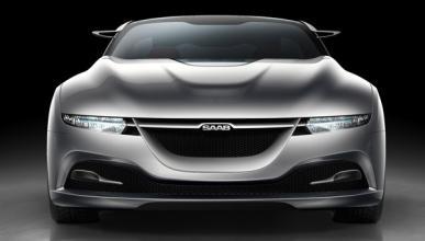 Saab PhoeniX Concept Delantera