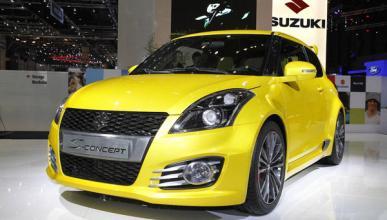 Suzuki Swift S-Concept frontal