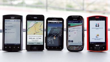 Tu móvil detectará atascos y buscará aparcamiento