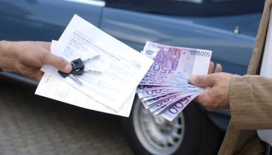 Los embargos de coches se dispararon en 2010