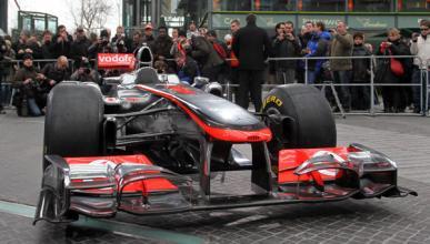 ¿Ha 'mentido' McLaren?