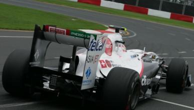 Sergio Pérez-Sauber
