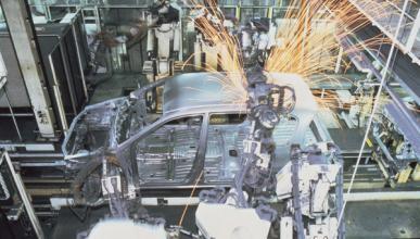 600.000 vehículos menos por el terremoto de Japón