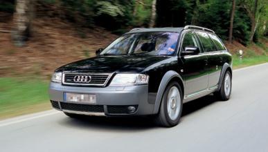 SUV Audi Allroad segunda mano todoterreno delantera