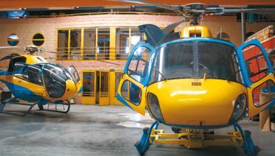 ¿Radares en los helicópteros de la DGT?