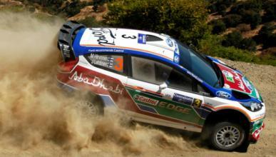 Suspendida la primera jornada del rally de Jordania