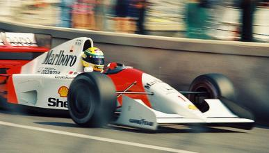 'Senna': la vida del mítico piloto, en el cine