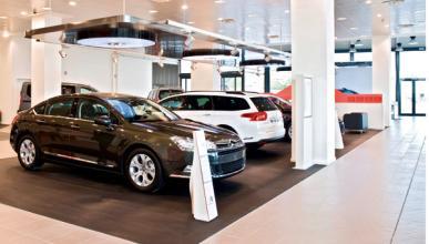 Sube la venta de coches en la primera mitad de abril