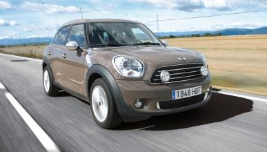 Mini Countryman 16 One D Autobildes