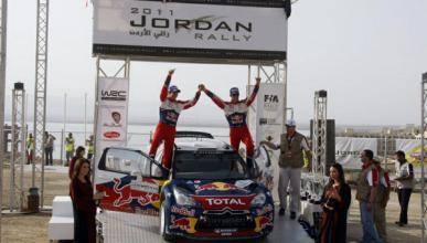 Ogier vence a Latvala en el Rally de Jordania por solo dos décimas de segundo