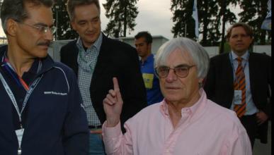 La Fiscalía alemana investiga a Ecclestone por una supuesta trama corrupta