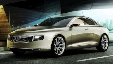 Volvo Concept Universe frontal
