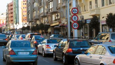 El ruido del tráfico aumenta el riesgo de sufrir un ictus