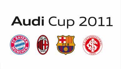 El FC Barcelona jugará la Audi Cup en Munich