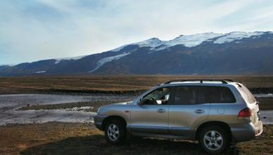 Conducir en Islandia: un paraíso para los 4x4