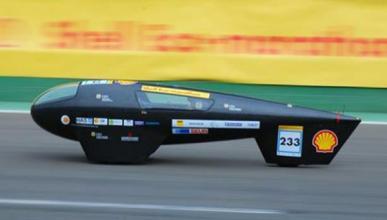 Un eléctrico español, récord de distancia recorrida