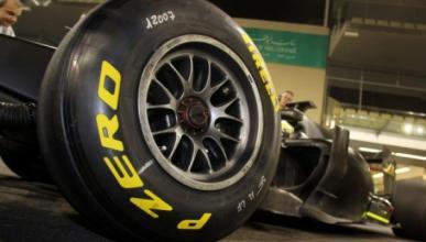 Pirelli rechaza el cambio de neumáticos con bandera roja