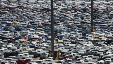 Los coches antiguos resisten mejor la crisis