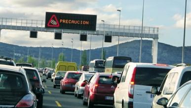 30 minutos de atasco diario para el 15% de los conductores
