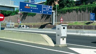 Las multas por velocidad suben un 8%