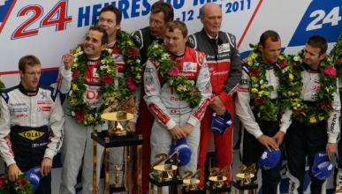 Audi repite victoria en las 24 Horas de Le Mans