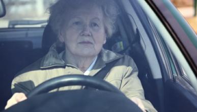 Los mayores de 65 sufren más accidentes