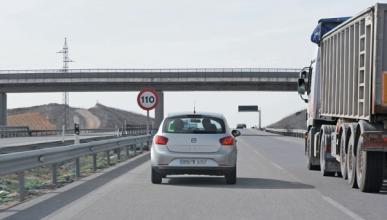 110 km/h: la decisión a fin de mes