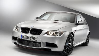 BMW M3 CRT delantera