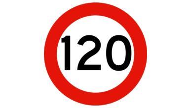 Navarro: el reto es respetar los 120 km/h