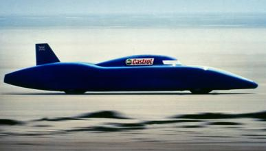 Bluebird, el eléctrico más rápido de Europa