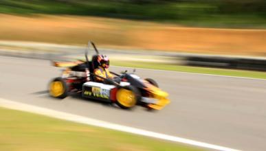 Gana una experiencia doble de conducción en kart