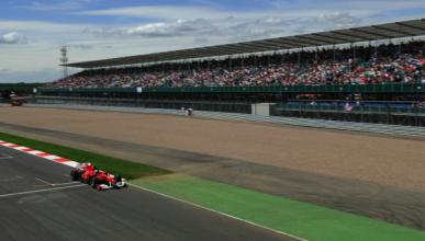 Alonso: en Silverstone se sabrá si Ferrari es competitiva