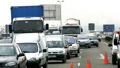 Un 21% más de muertes en carretera con los 120 km/h