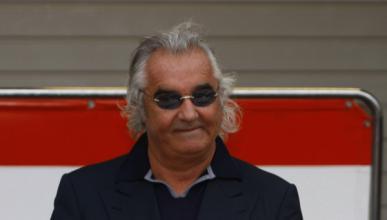 """Briatore: """"Ferrari ha ganado por el coche y por Alonso"""""""