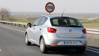 IU e ICV proponen volver a los 110 km/h