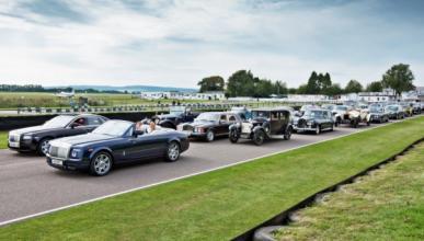 Rolls-Royce: 100 coches para 100 años