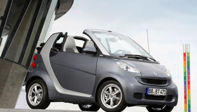 Smart Fortwo Pearlgrey lateral