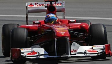 Alonso, el más rápido en los primeros libres de Nürburgring